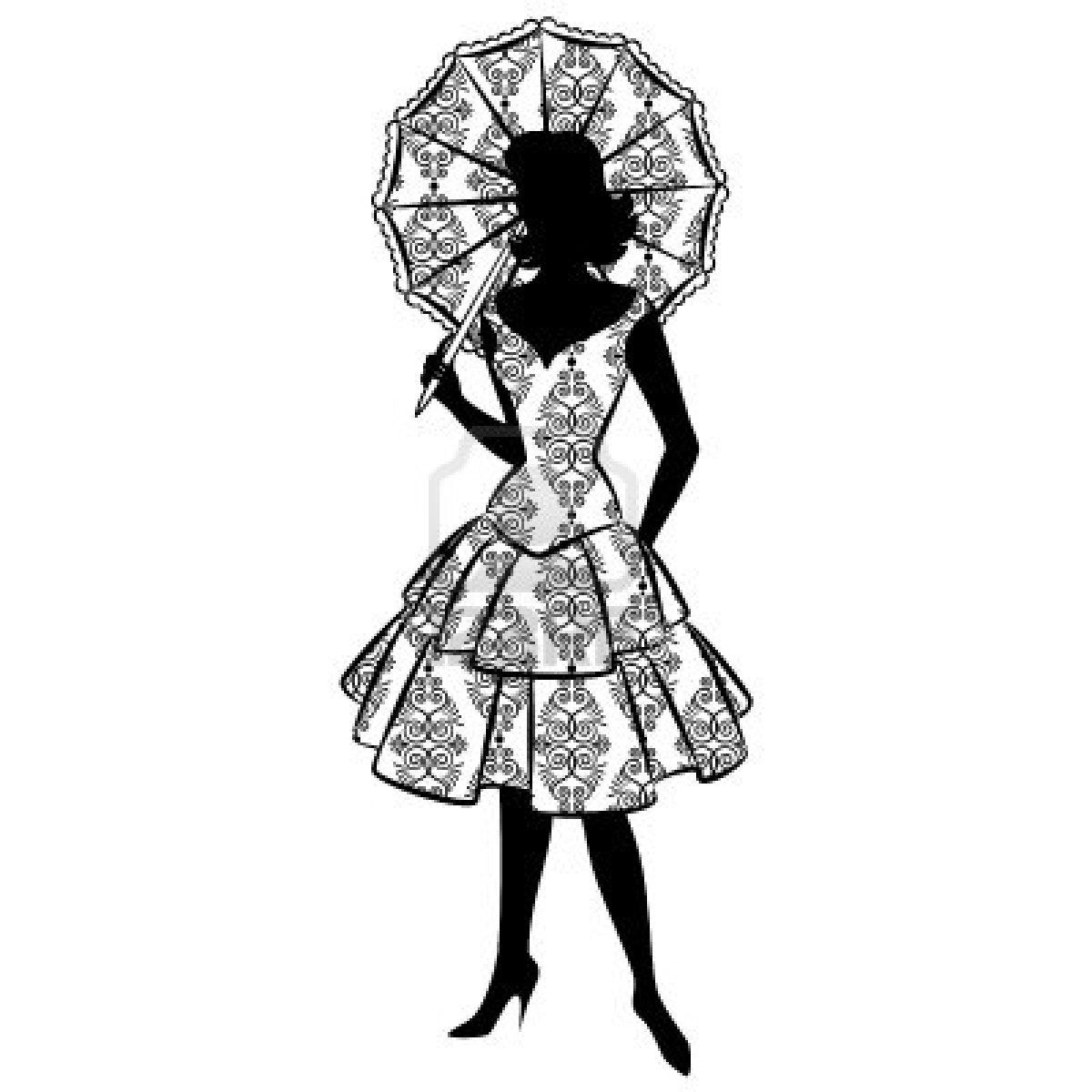 Image Detail For Beach Umbrella Coloring Page