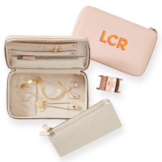 12++ Soft sided travel jewelry case ideas