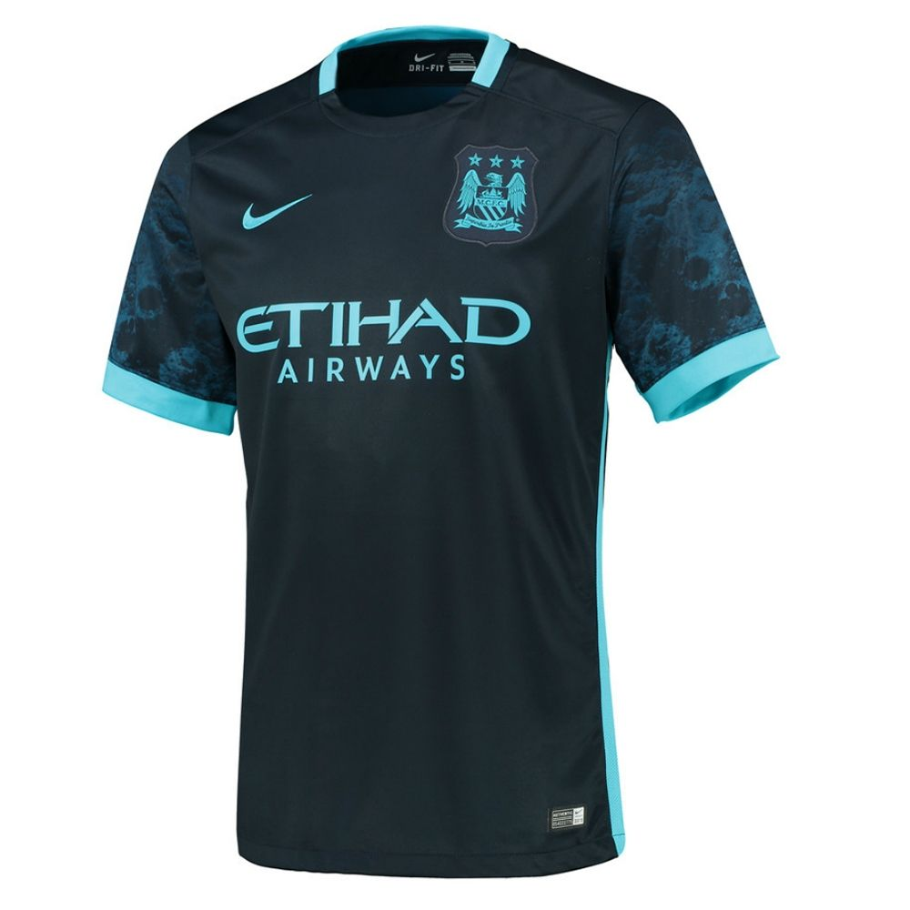 la nueva camiseta del manchester city