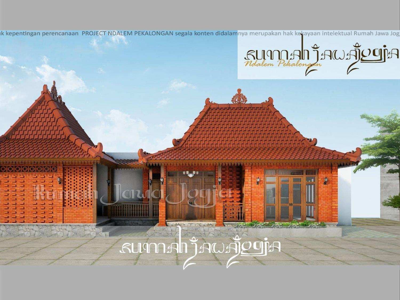 Desain Rumah Limasan Untuk Galeri Batik Di 2020 Dengan Gambar