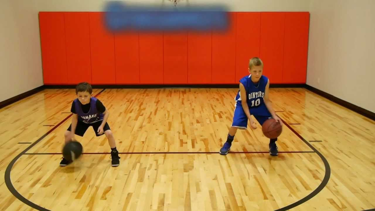 Basketball Drills Dribbling Skills Ball Handling Kids With Images