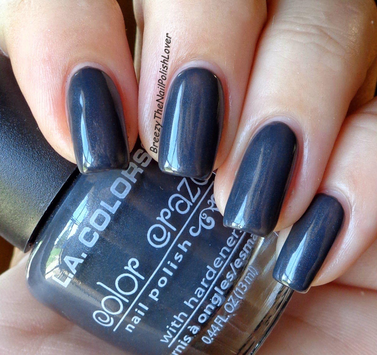 L.A. Colors - So Famous | Nails | Pinterest | La colors and Makeup
