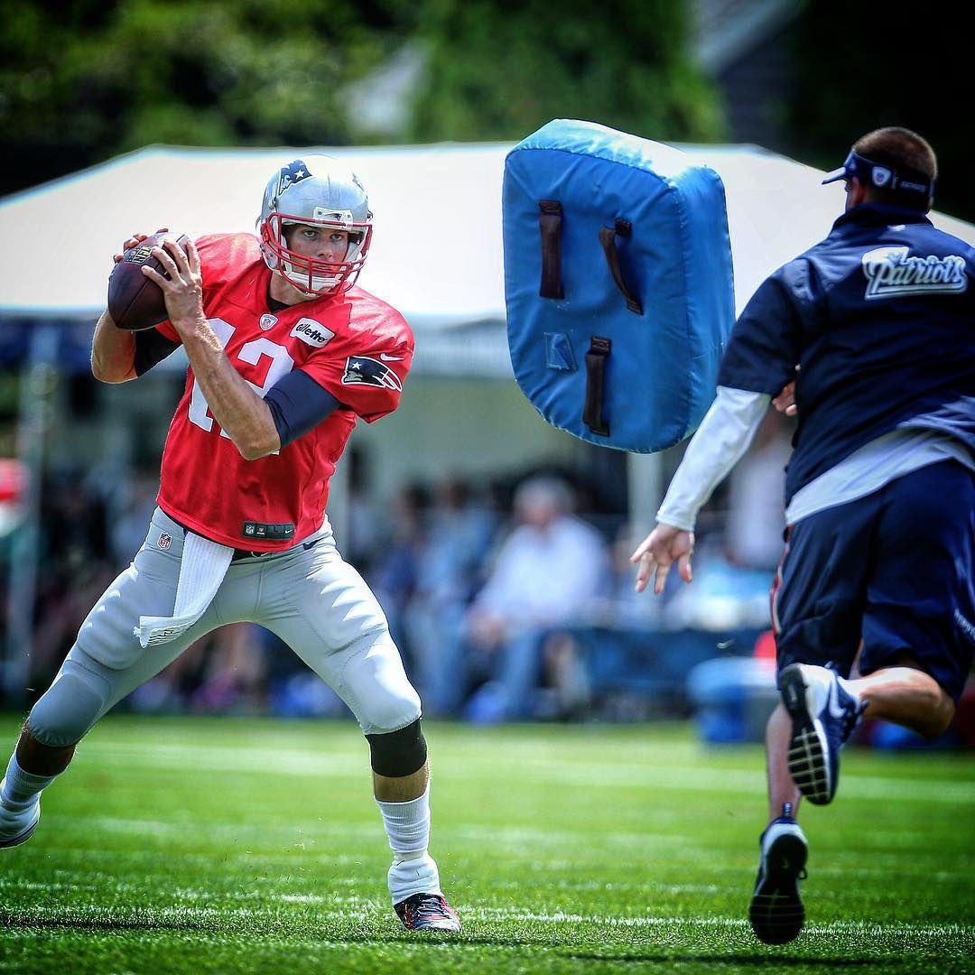"New England Patriots on Instagram ""Practice. PatsCamp"