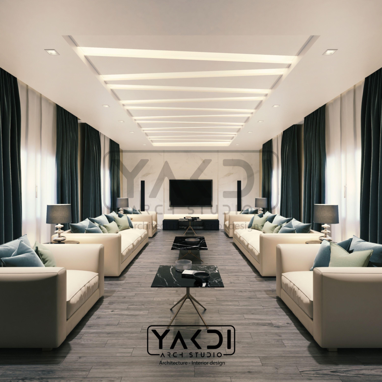 Abd Allah Men Majlis Living Room Design Decor Ceiling Design Living Room Home Design Decor