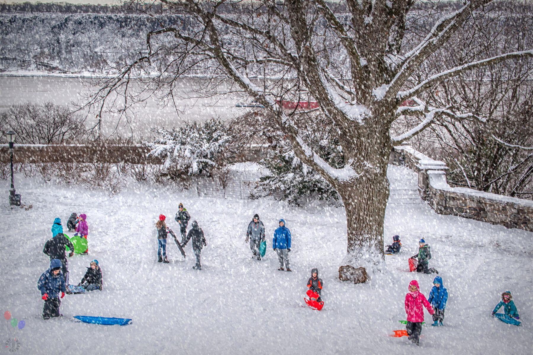 35PHOTO - Yury Lugansky - Зимние игры на свежем воздухе