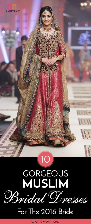 7b7dc54a795 Muslim Bridal Dresses  Top 10 Designer Picks Of 2016