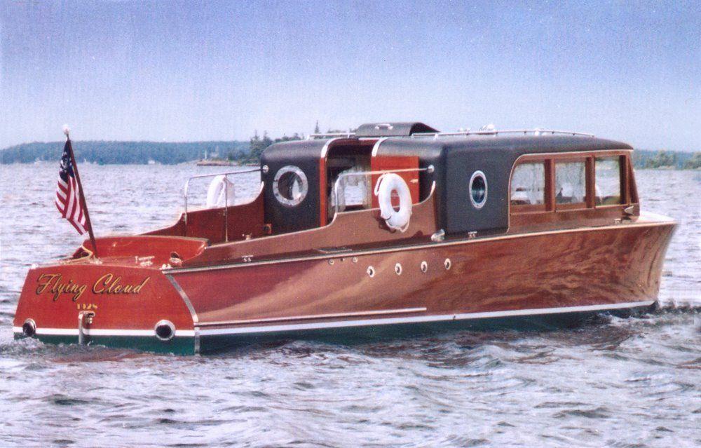 Bildergebnis für seagull classic boat