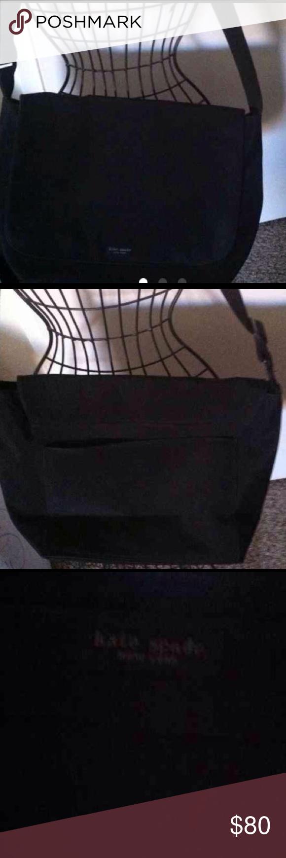 Kate spade messenger bag Great shape like new kate spade Bags Crossbody Bags