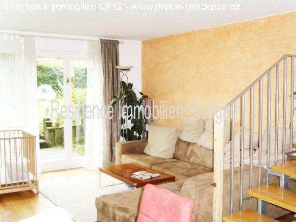 Eigentumswohnung in Mhringen kaufen  3ZimmerEGWohnung mit Terrasse und eigenem Garten