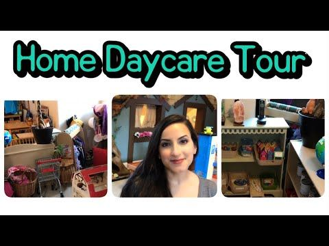 Photo of Home DAYCARE Center Tour #2 | Child Care Montessori Inspired | How to Set Up Opening up a Daycare
