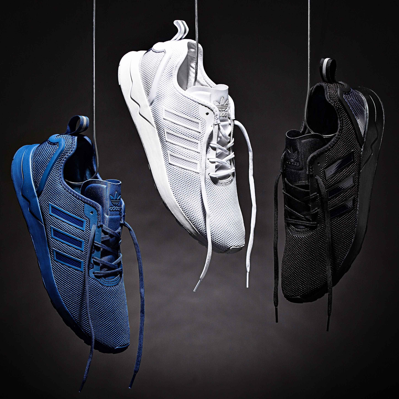 Adidas originals sneaker zx flux adv weiss sport herren