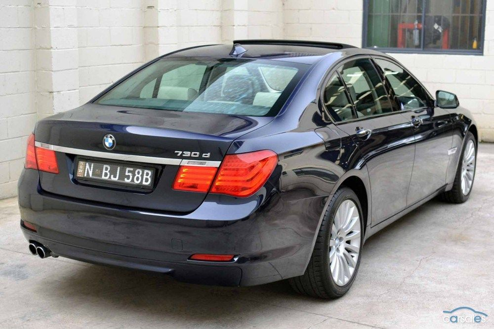 2009 Bmw 730d F01 Steptronic Bmw Bmw 730d Bmw Cars