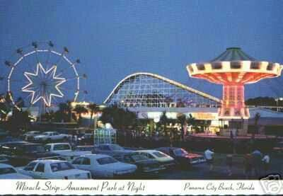 Great memories of the amusement park at pcb!  Loved this place