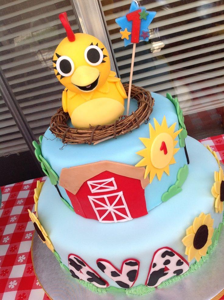 Chica Birthday Cake Cakepins Com