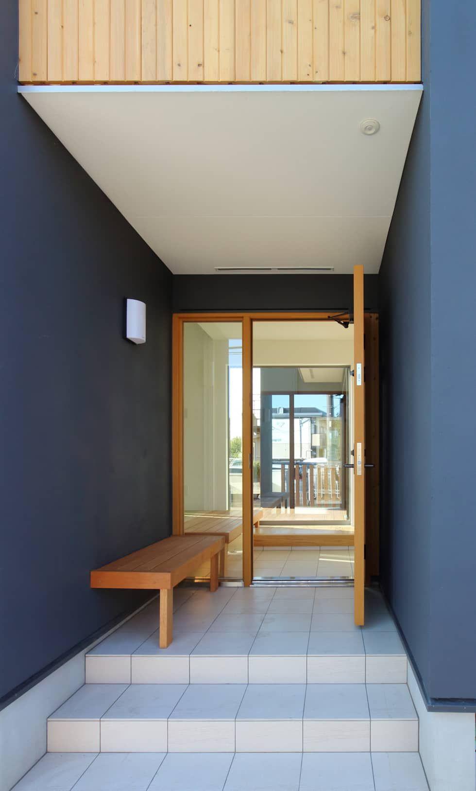 離れ のような和室をもつ郊外型住宅 八王子の家 モダンスタイルの