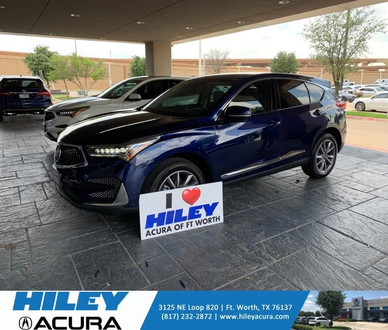 #HappyAnniversary to Liz and your 2020 #Acura #RDX from Everyone at Hiley Acura!