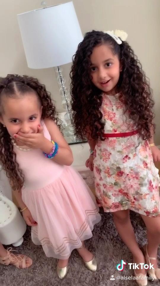So Cute Sister Kids Tiktok Fun Video Cute Sister Funny Kids Mom Kid