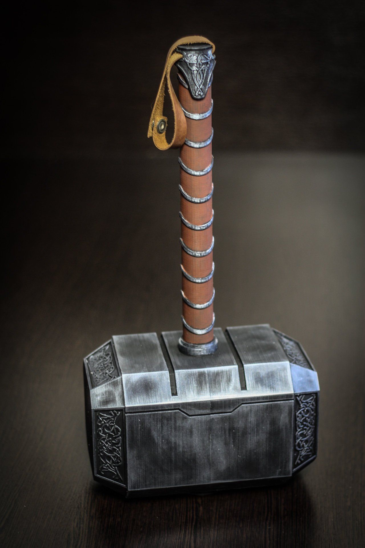 Thor Hammer Hammer Of Thor Cosplay Prop Life Size Thor S