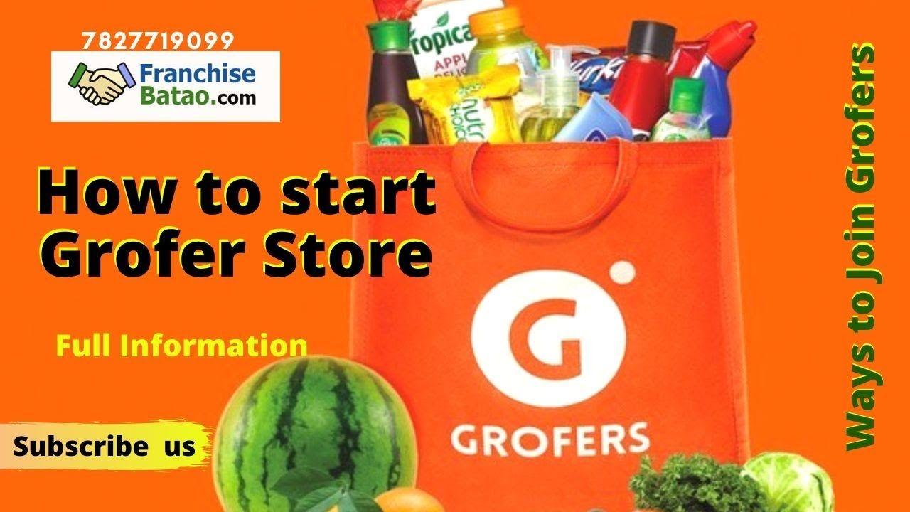 Grofers Market Business Model How to Start Grofers