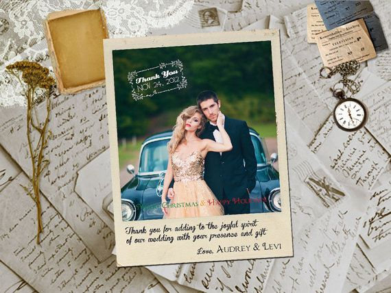 50 Wedding Thank You Magnets Northcreek Vintage By Fifthvintage