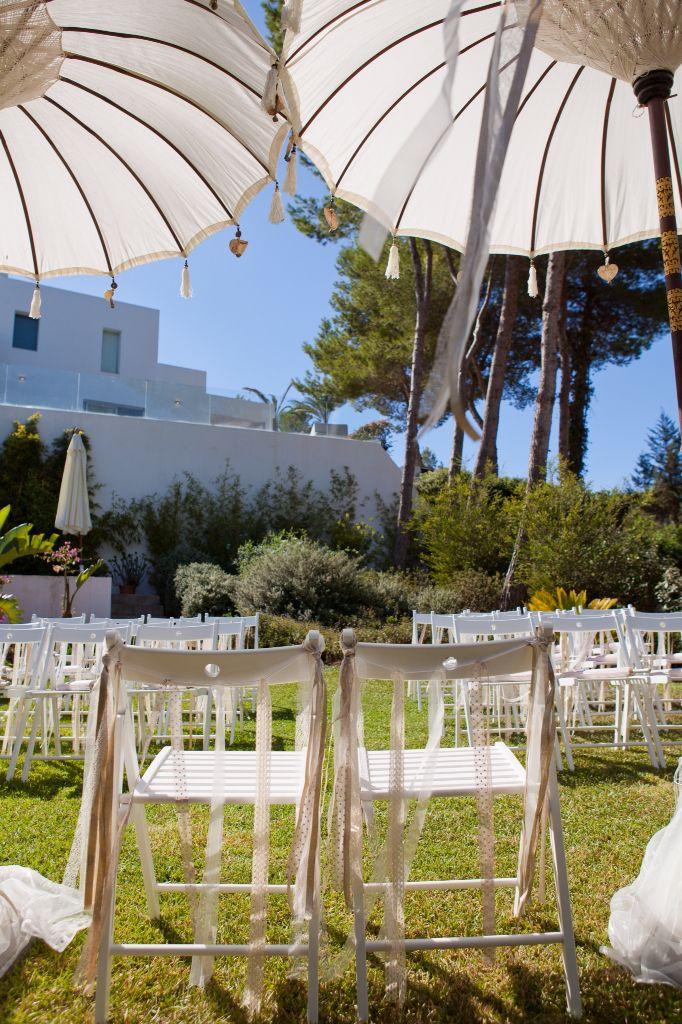 Inspiration unserer Hochzeit auf Ibiza