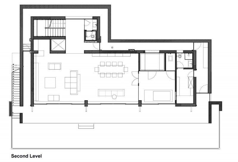 S House Interior by Tanju zelgin 47 Floor Plans Pinterest
