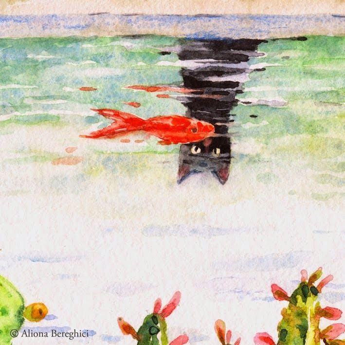 ilustración de Aliona Bereghici