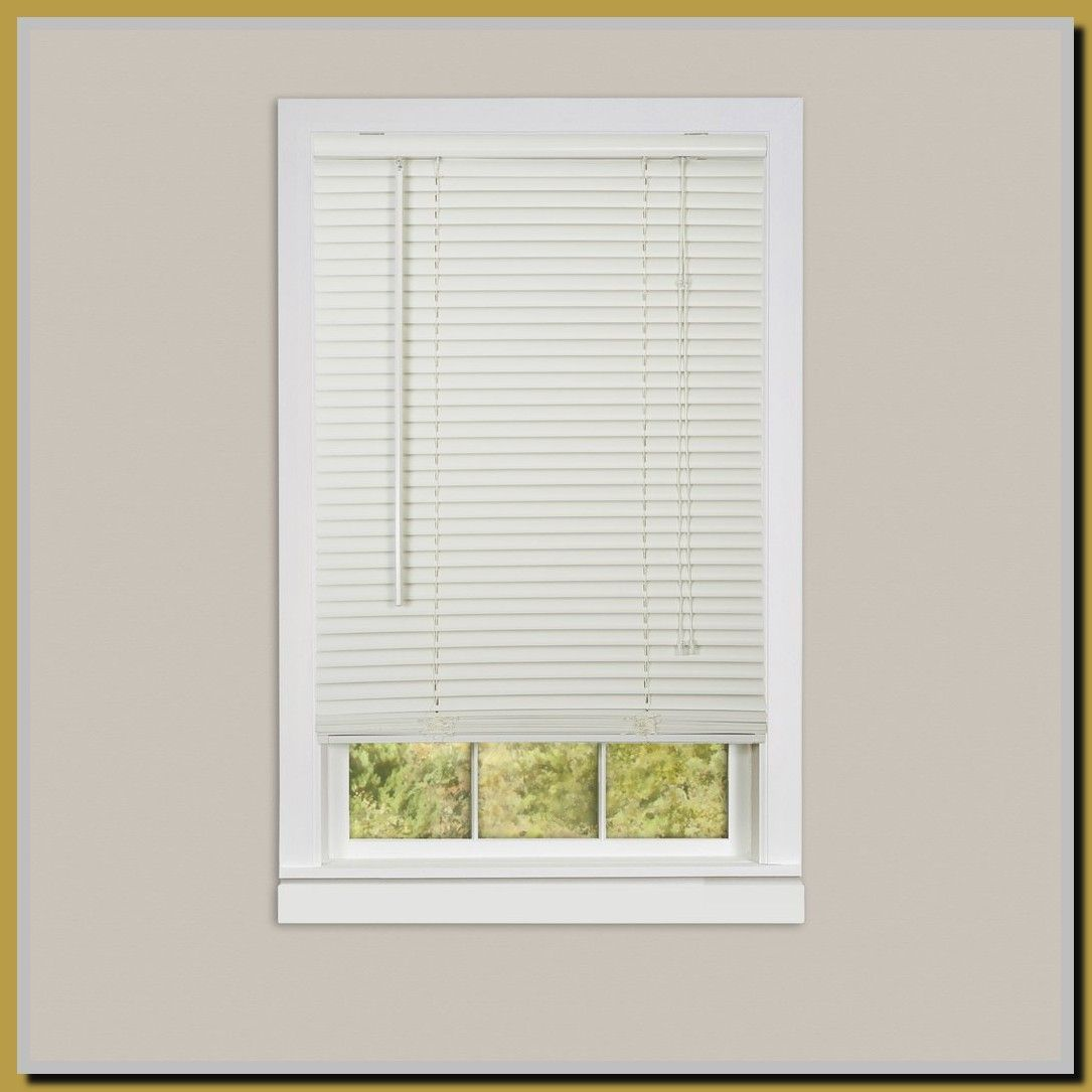 50 Reference Of Mainstays 1 Inch Vinyl Mini Blind Room Darkening In 2020 Blinds Vinyl Mini Blinds Mini Blinds