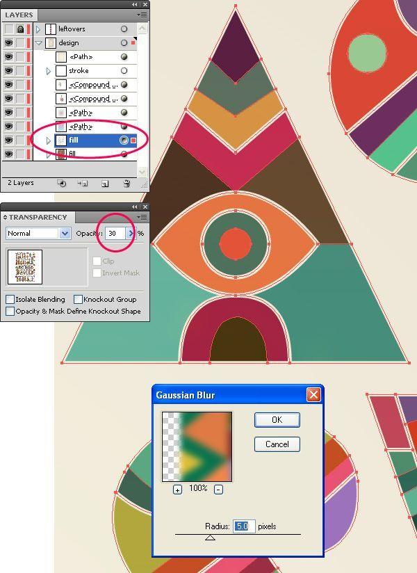 flat design illustrator tutorial