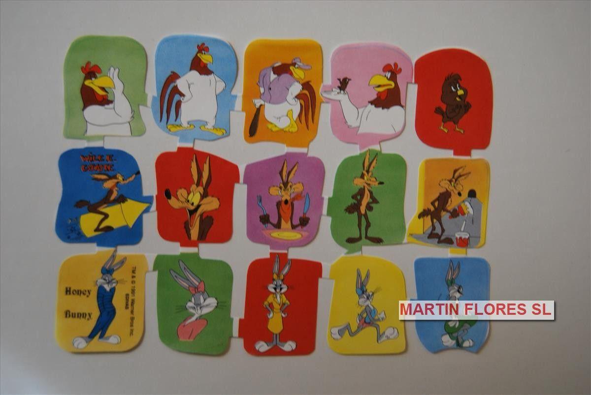 Cromos troquelados ingleses y españoles sin troquelar en www.martinfloressl.es #vintage #sevilla
