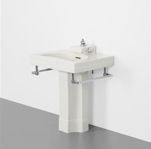 Artist Henry Dreyfuss American Title Crane Neuvogue - 10000 usd bathroom remodel