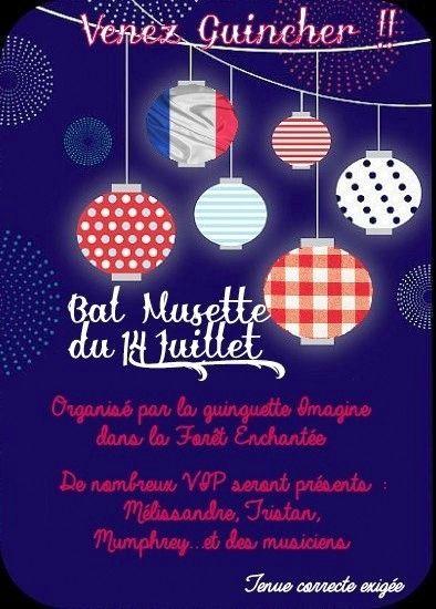 invitation anniversaire guinguettes - Recherche Google | Guinguette, Invitation anniversaire ...