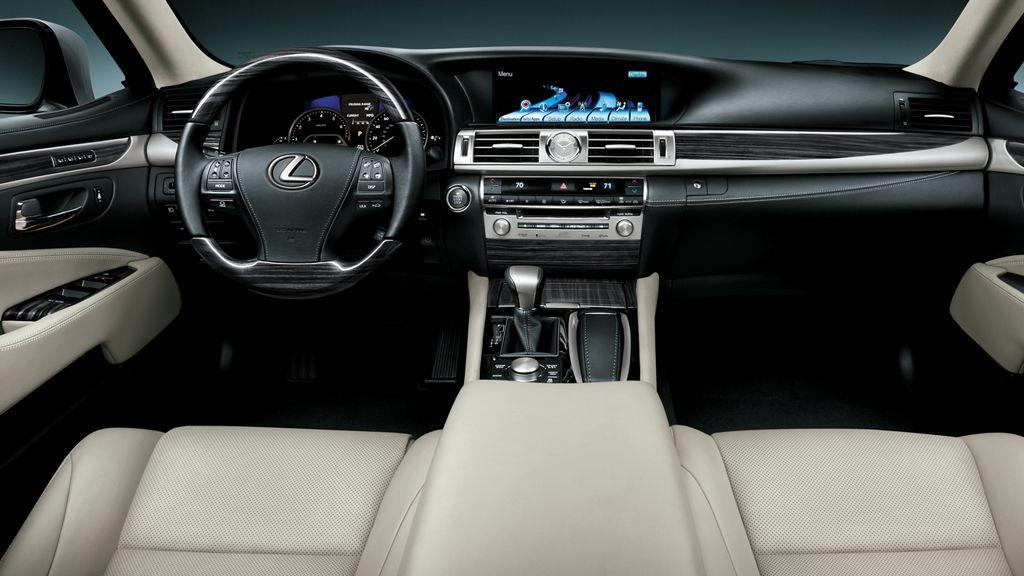 Pre Production Review: 2013 Lexus LS 460 and LS 600hL