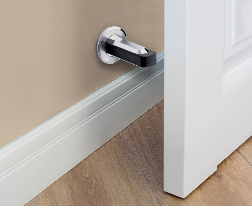 Z Weil Series Door Stopper By Sugatsune Whendetailsmatter Door Stopper Doors Door Handles