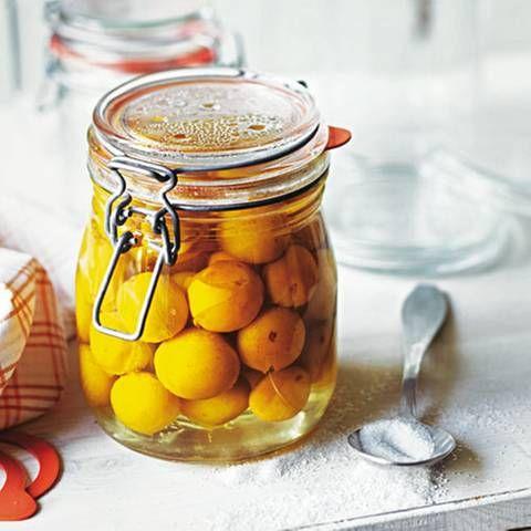 Mirabellen-Kompott | Rezept | Kompott, Mirabellen