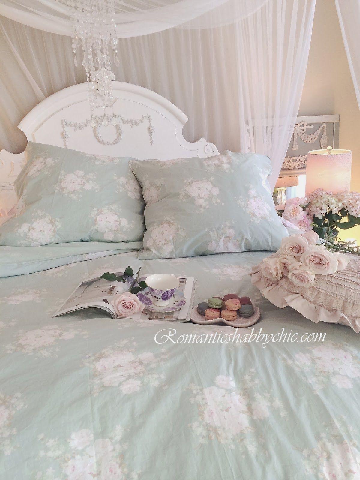 Chambre Style Shabby Romantique my shabby chic home ~ romantik evim ~romantik ev | chambre