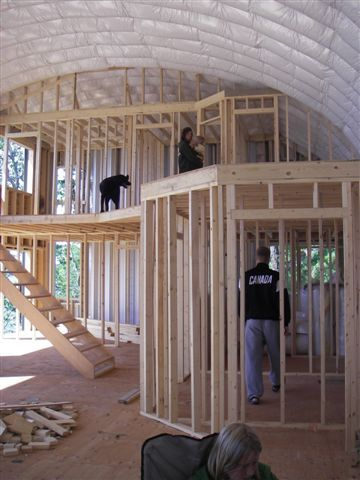 More ideas below modern quonset hut homes living rooms spaces construction projects corrugated metal interior workshop arches also unique for wonderful atmosphere arched rh pinterest