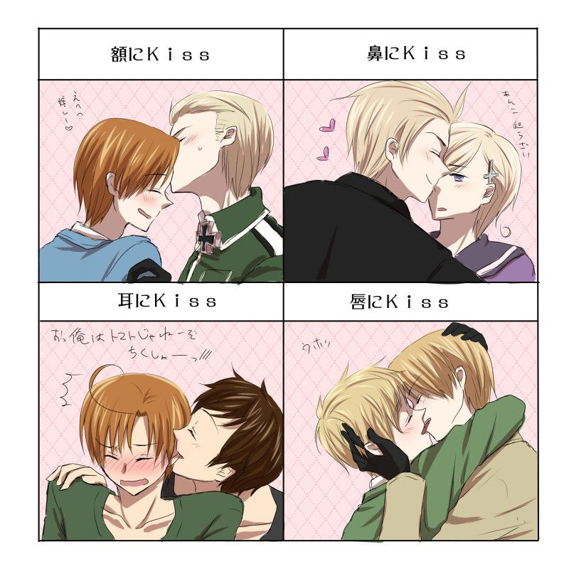 Aph Itacest Porn - GerIta, DenNor, Spamano, and USUK. It just needs SUFIN and ...