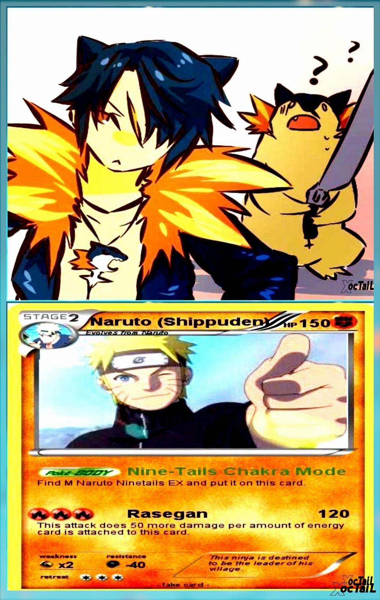 Crunchyroll Forum Pokemon/Naruto Crossover in 2020