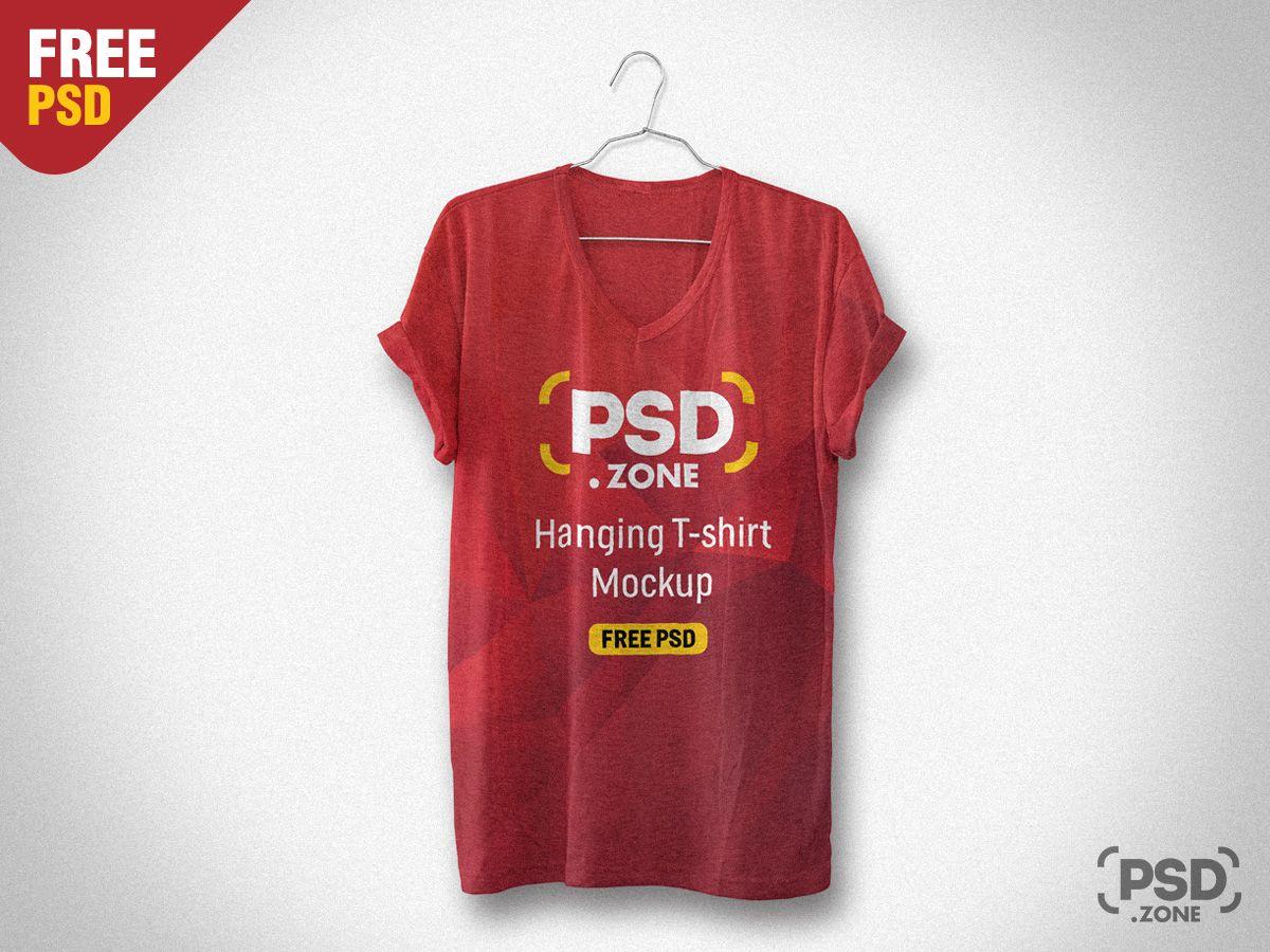 Download Hanging T Shirt Mockup Psd Shirt Mockup Free Shirts Tshirt Mockup