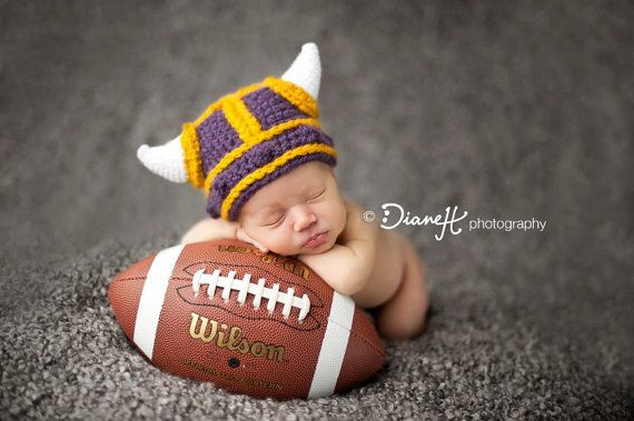 c11dd740 My Little Minnesota Viking Fan by KnightOwlsCC on Etsy | Babies ...
