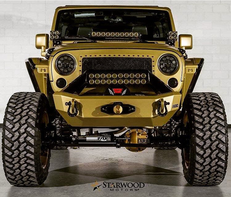 A New Kind Of Jeep Jk Front Bumper Timeless Style