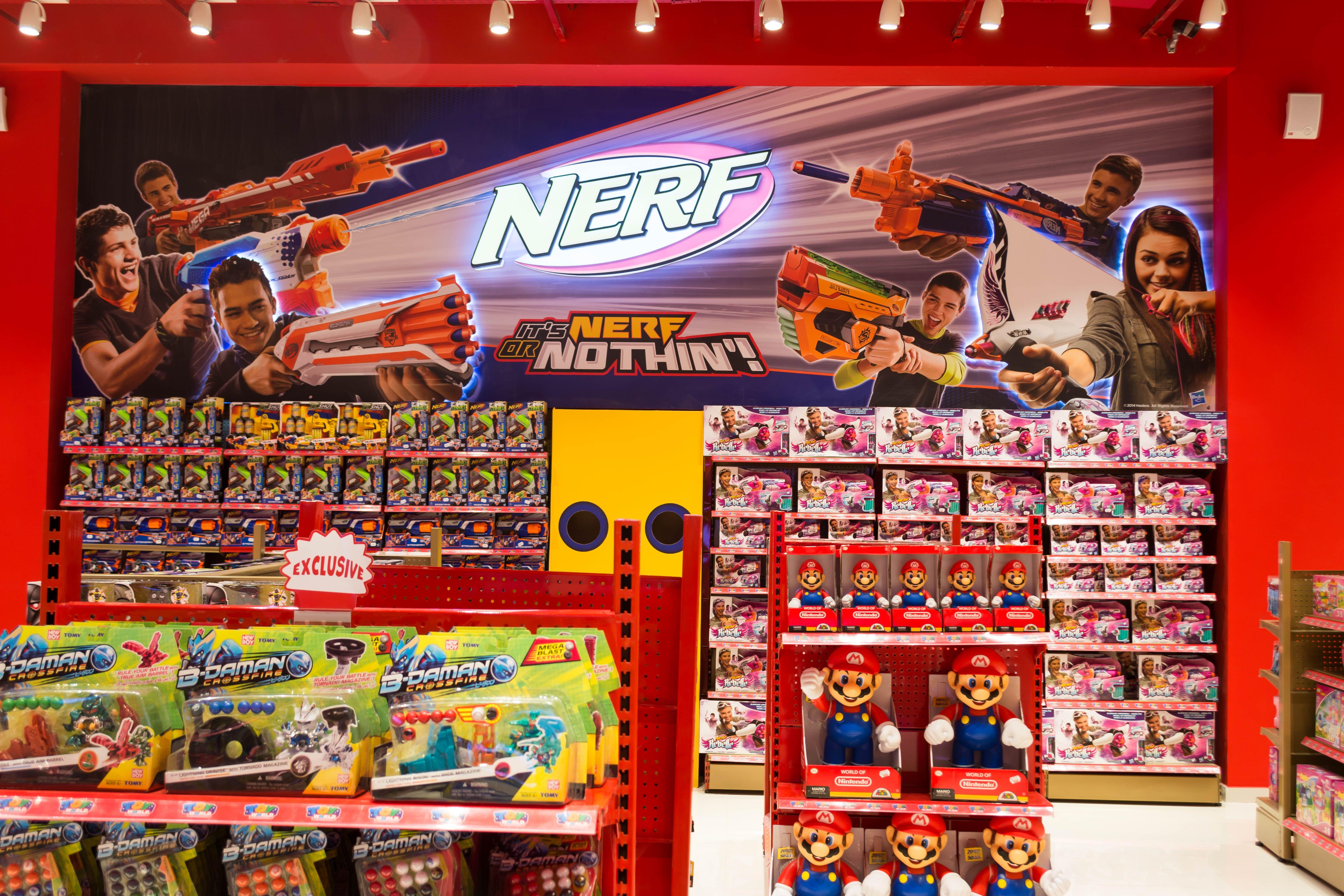 Nerf Guns Elite