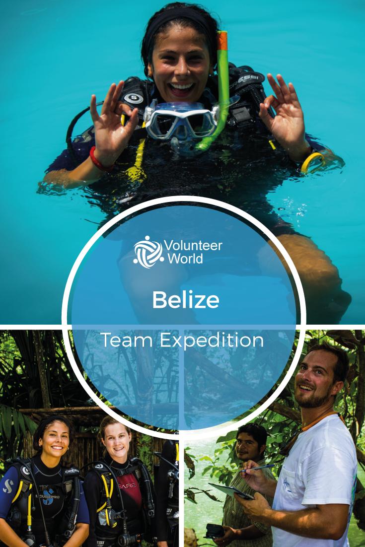 Team Expedition Volunteer In Belize 2020 Volunteer Belize Volunteer Programs