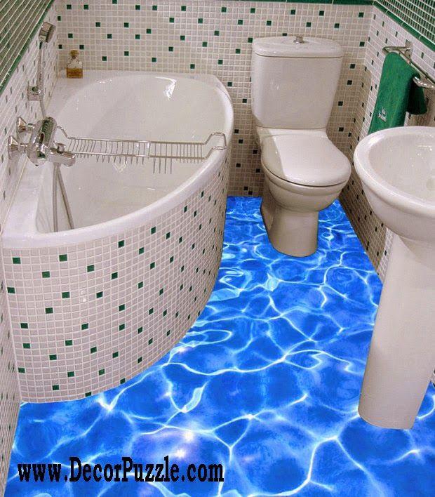 Full Catalog Of 3d Floor Art And 3d Flooring Murals Vinyl Flooring Bathroom 3d Flooring 3d Bathroom Design