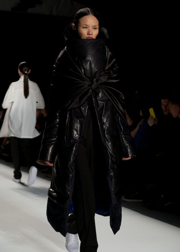 PARKCHOONMOO F/W 2013 | New York Fashion Week | Delayed Missives