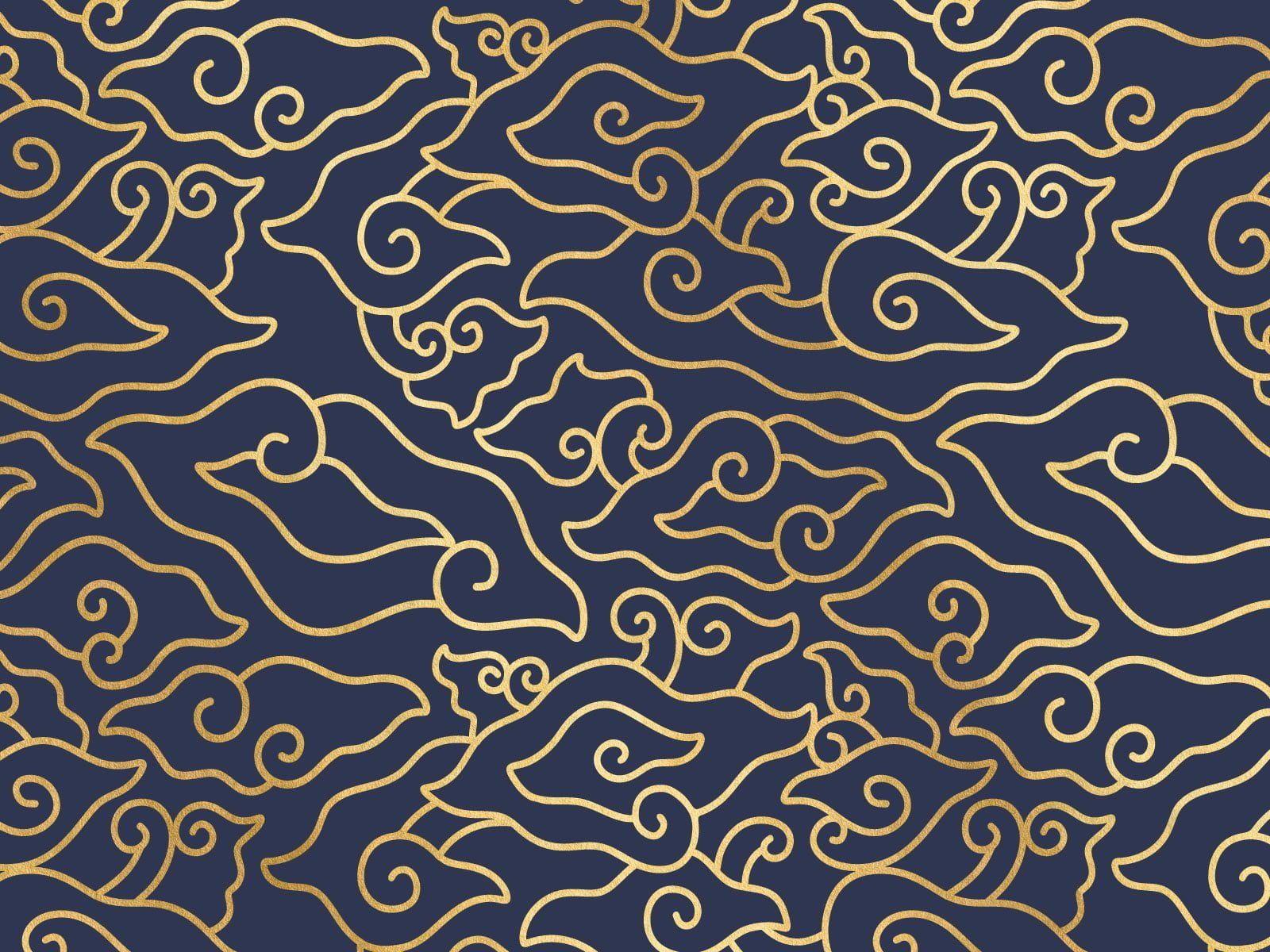 Batik Cirebon Background Di 2020