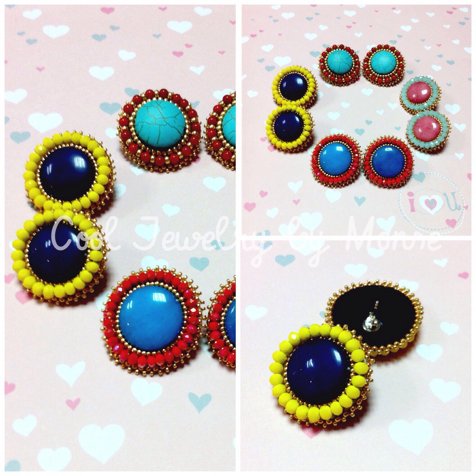 Handmade earrings!