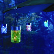 Solar Umbrella Clip Lights Mesmerizing Solar Umbrella Clip Light Collection $499 Each Comes In Green Design Decoration