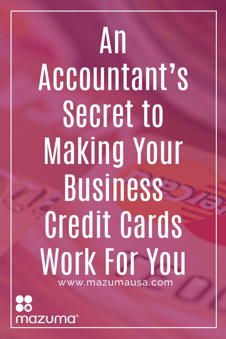 An accountants secret to making your business credit cards work for you dont be a slave to the credit card companies learn how to use colourmoves